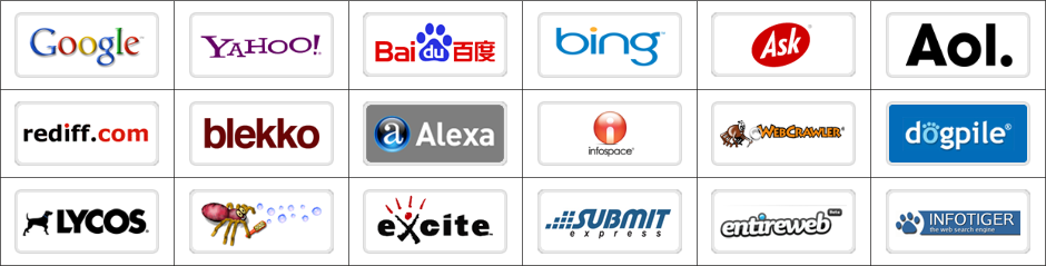 Search_engines_Icons
